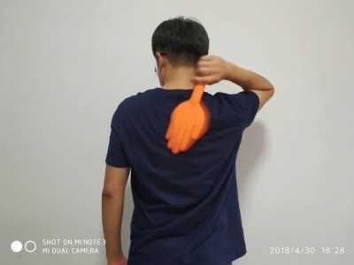 常拍背部疾病少 拍打背部