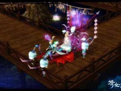 倩女幽魂各种顶级坐骑欣赏 倩女幽魂2坐骑
