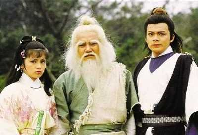 刘丹演了四个版本的洪七公 洪七公刘丹