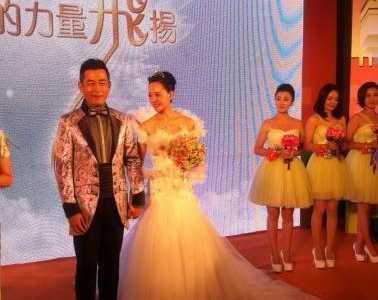 48岁王志飞娶80后小娇妻 演员王志飞和张歆艺