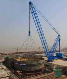 """最大""""力士""""中国造领衔全球 中国最大的起重机厂"""