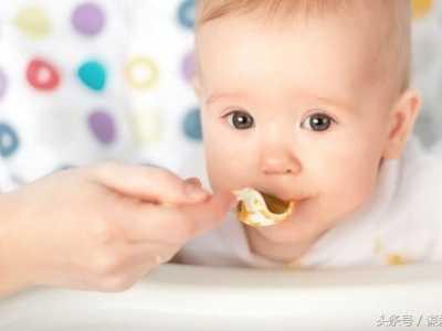 6个月宝宝辅食添加日历表来帮你 6个月宝宝吃什幺辅食
