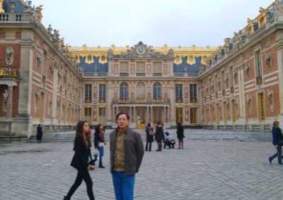 巴黎之凡尔赛宫 凡尔赛宫图片