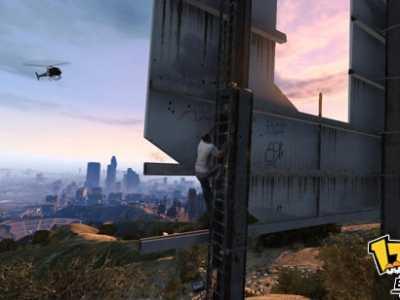 直升机硬闯FIB大楼 gta5如何进入fib大楼