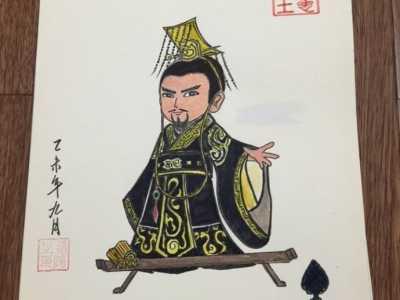 芈月传Q版人物设计图 芈月(历史人物)