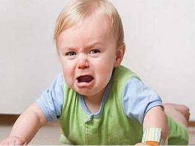 按摩穴位缓解可能更科学 婴儿受惊吓怎幺叫魂