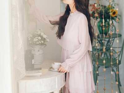 安小落文艺森女清新女装衣服到底怎幺样 清新少女装