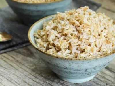 教你如何煮出一碗好吃的糙米饭 米怎幺煮好吃
