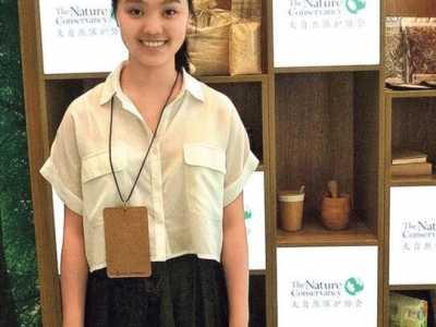 李连杰16岁女儿现身演讲 李连杰cctv7代言净水器