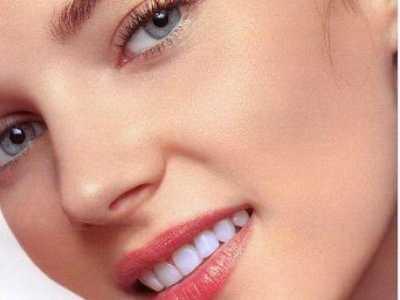 简单快速给人物照片牙齿美白的PS技巧 如何让牙齿快速美白