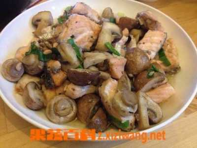 鱼能和杏鲍菇一起吃吗 杏鲍菇能煮鱼吗